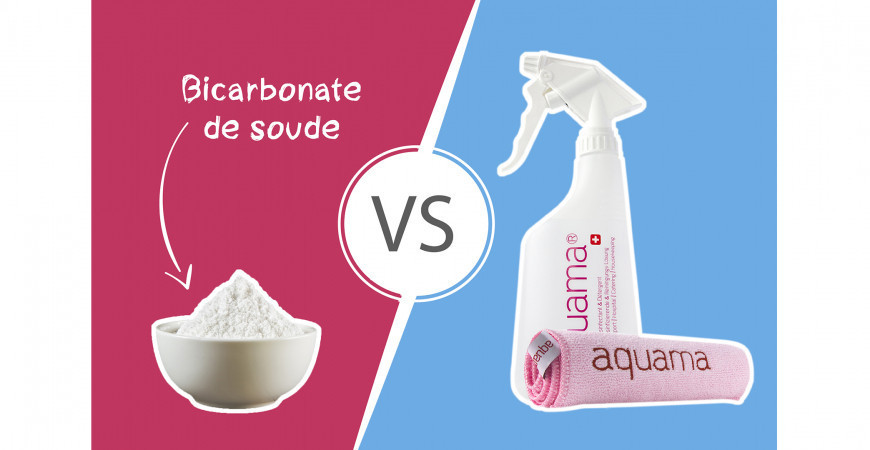 aquama vs le bicarbonate de soude